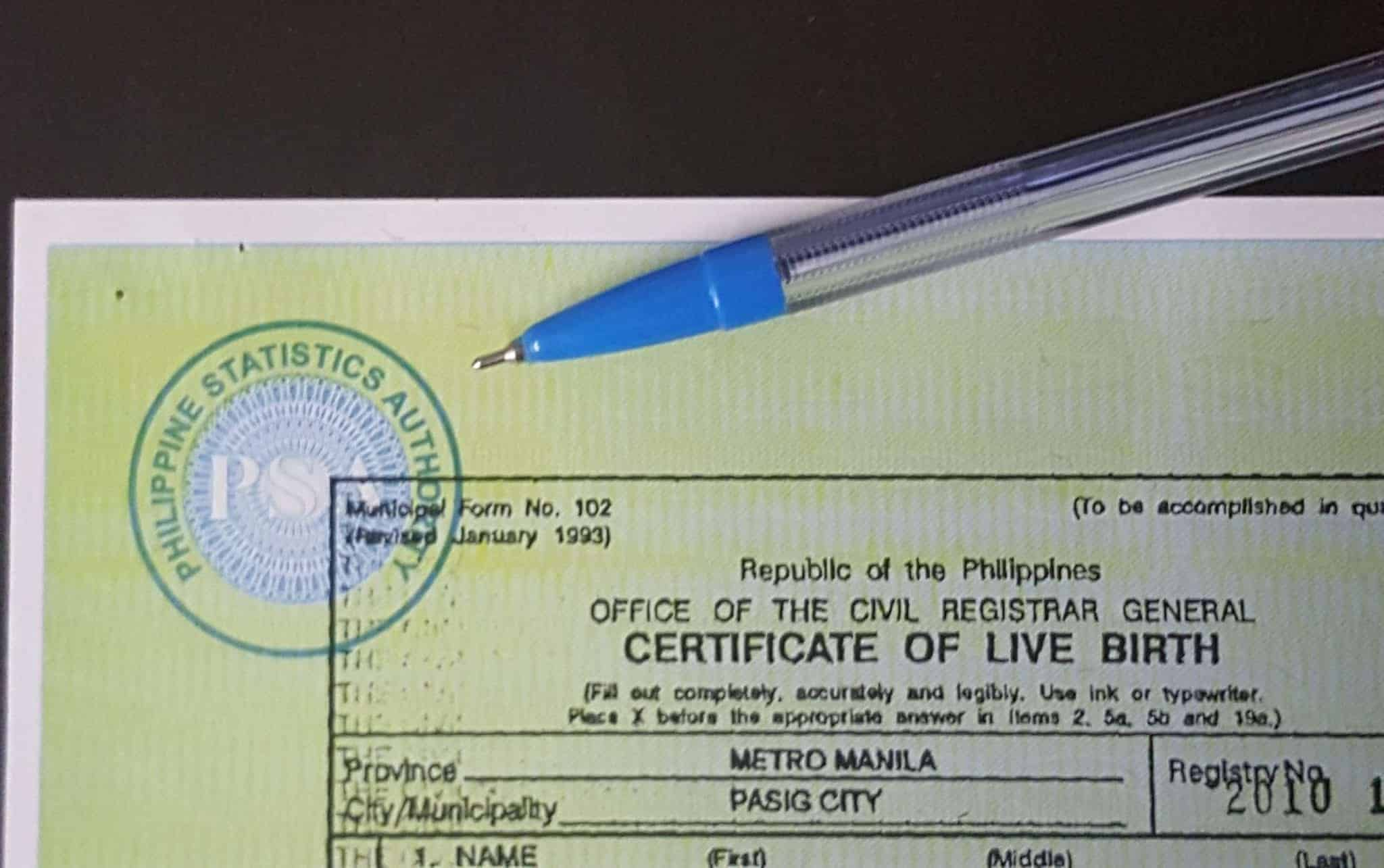 How to Correct Errors in Your Birth Certificate without Going to Court