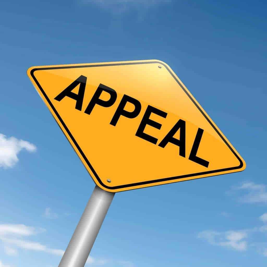 appeal trademark