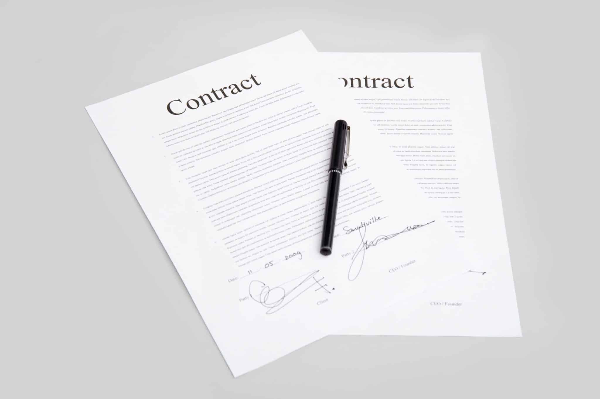 """Cooking-up Your Contracts using """"Boilerplates"""""""