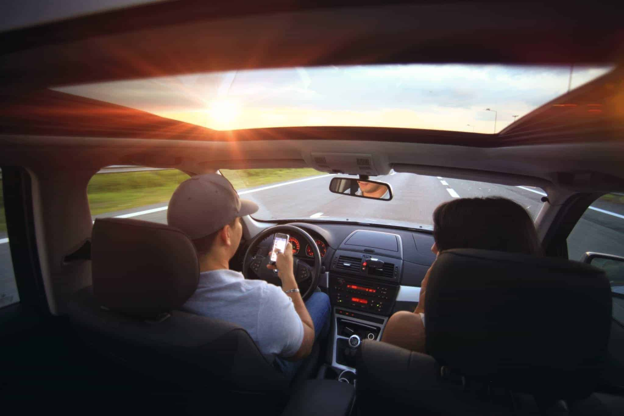 The Revised Regulations are Out! The 7 Commandments of Distraction-Free Driving