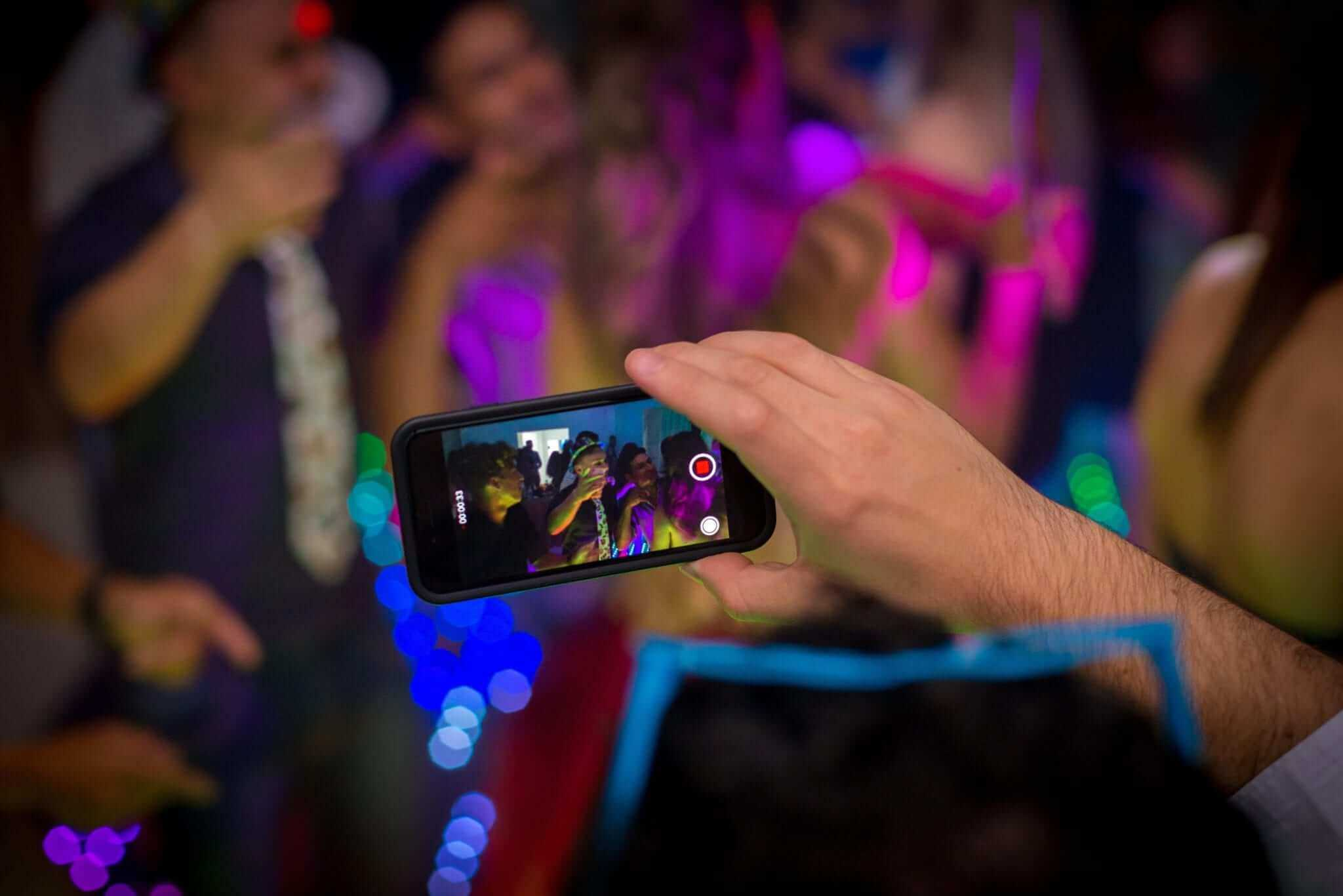 On Video and Audio Recording using your Mobile Phone