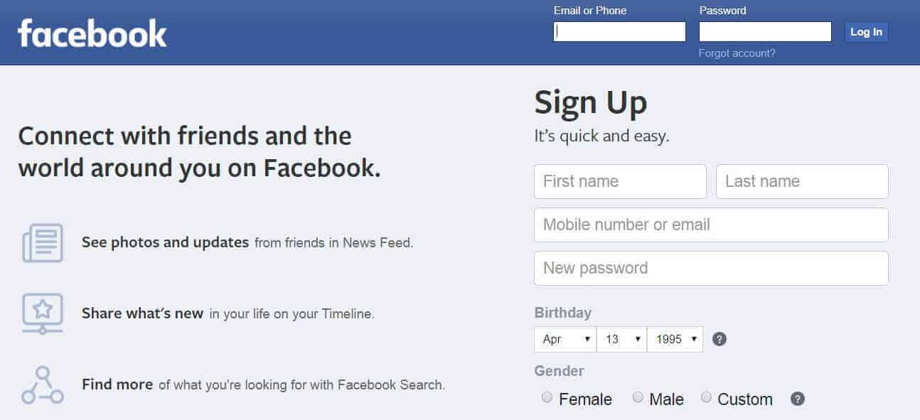 When Can One Invoke the Right to Privacy in Facebook Posts?