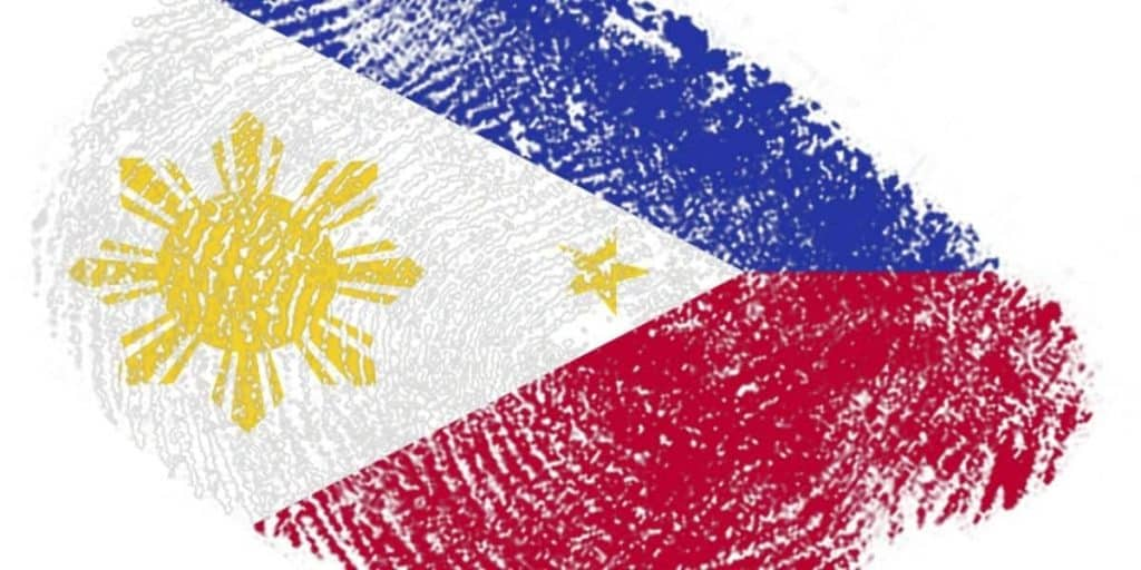 Philippines Thumbprint